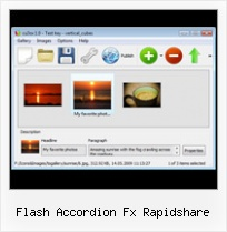 Flash Accordion Fx Rapidshare Flash Slideshow Presentation Transition