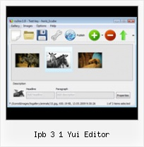 Ipb 3 1 Yui Editor Scrolling Picture Reel Flash