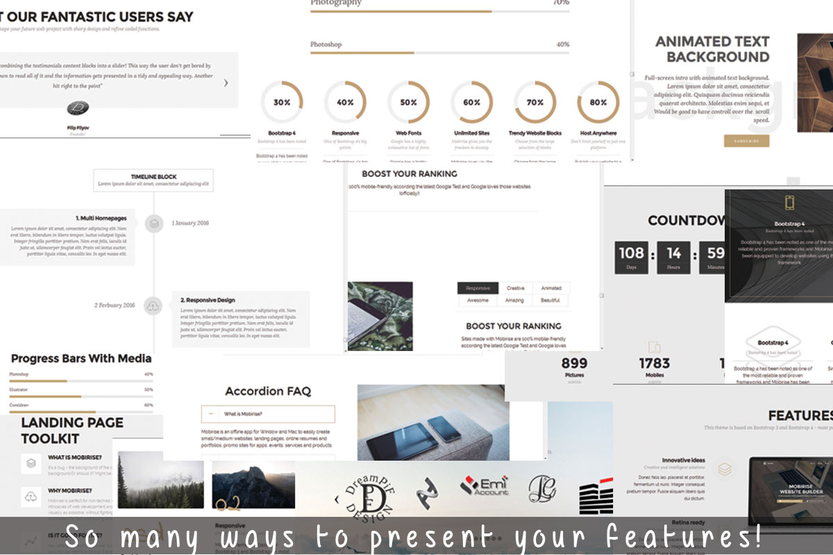 Easy Responsive Web Maker Software