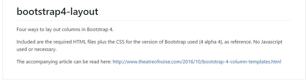 Design  models  inside of Bootstrap 4